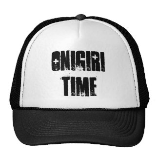Onigiri Time Trucker Hat