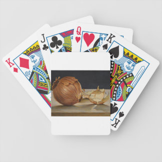 Onion Bicycle Playing Cards