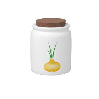 Onion Candy Dish