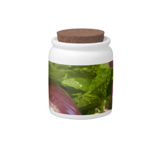 Onion Candy Jars