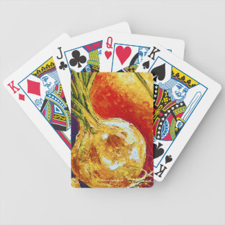 Onion deck of Playing Cards