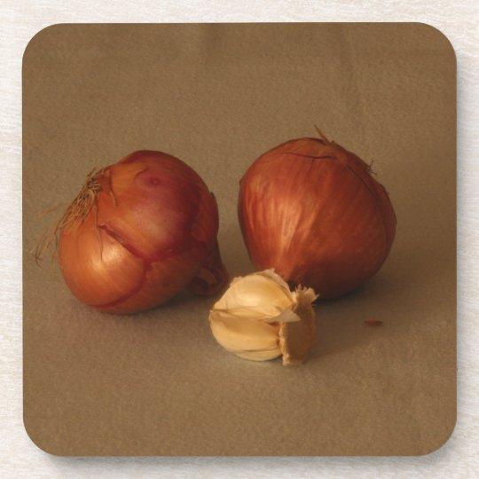 Onion & Garlic Coaster