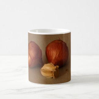 Onion & Garlic Coffee Mug