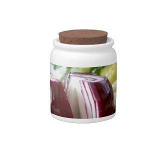 Onion Kitchen Candy Dish