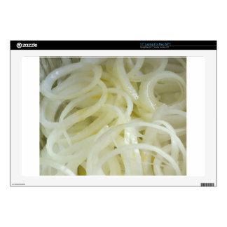 Onion Laptop Decal