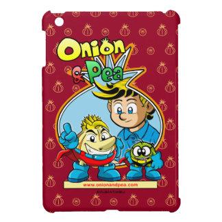 Onion & Pea network mini ipad marries iPad Mini Cover