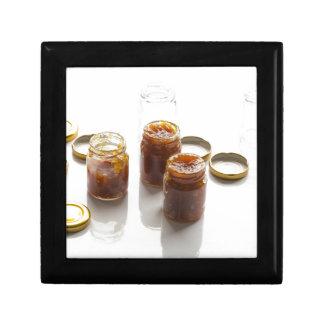 Onion pineapple chutney ingredients and preparatio jewelry box