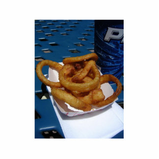 Onion Rings Fried Photo Cut Outs