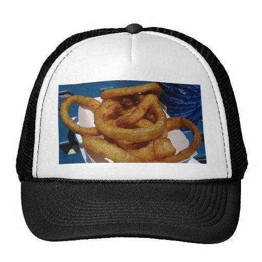 Onion Rings Fried Trucker Hat