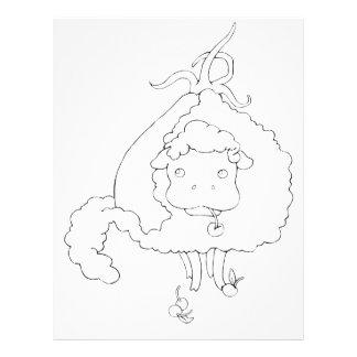 Onion Sheep Letterhead