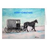ONION SNOW, MERRY CHRISTMAS CARDS