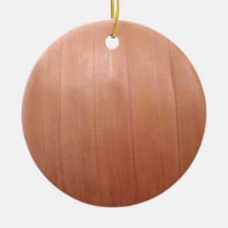 Onion Texture Ceramic Ornament