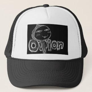 Onion trucker hat (Black)