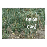 OnionCard Greeting Cards