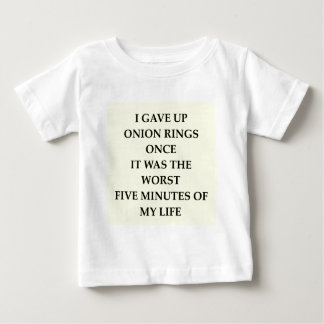 ONIONRINGS.jpg Baby T-Shirt