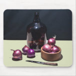 Onions and a Jug Mouse Pads