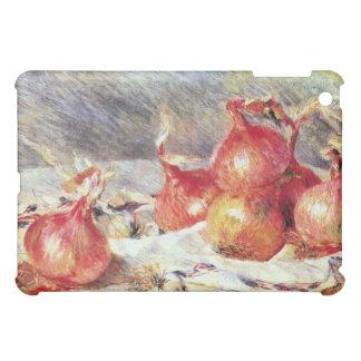 Onions by Pierre Renoir iPad Mini Covers
