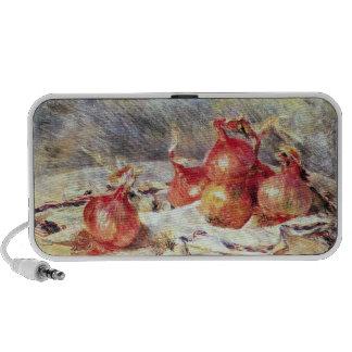 Onions by Pierre Renoir Speaker System