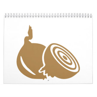 Onions Calendar