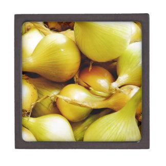 Onions Jewelry Box