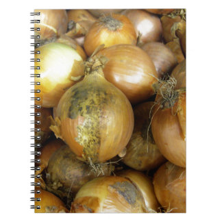 onions notebook