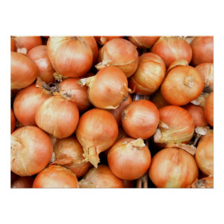 Onions Posters
