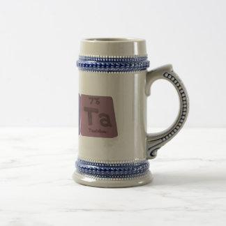 Onita as Oxygen Nickel Tantalum Beer Stein