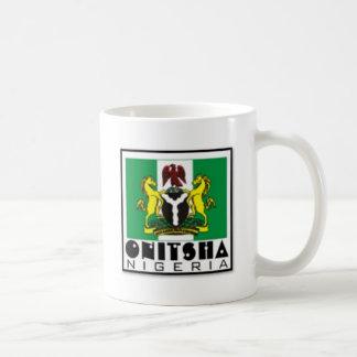 Onitsha, Nigeria T-shirt And Etc Coffee Mug