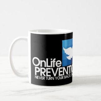 'OnLife Prevention' collab. KISEKI Edition Coffee Mug