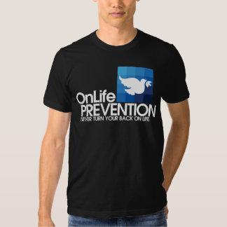 OnLife Prevention Ver. 2 Black Shirt