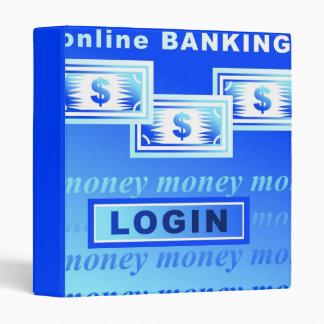 Online Banking Binder