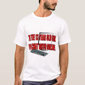 Online Chat T-Shirt