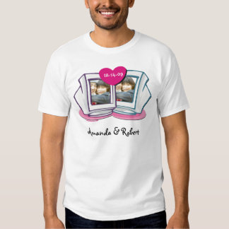 Online Dating Couple T-shirt