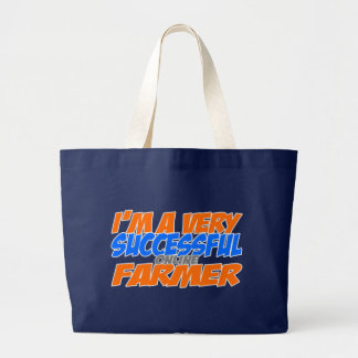 Online Farmer Large Tote Bag