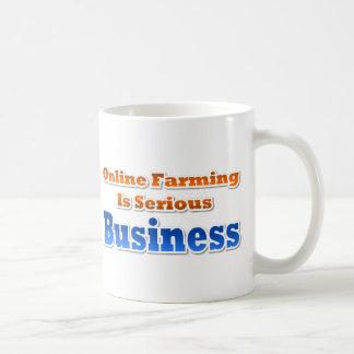Online Farming Coffee Mug