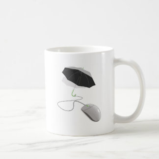 Online insurance mug