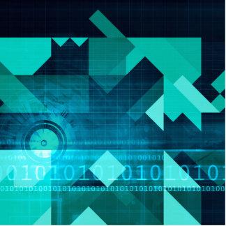 Online Marketing for Business Customer Online Cutout