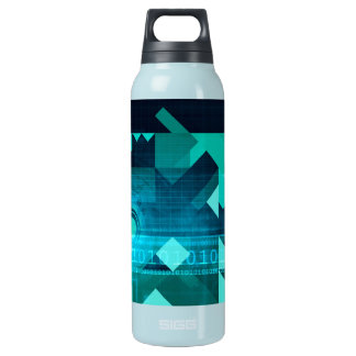 Online Marketing for Business Customer Online Insulated Water Bottle