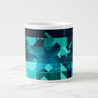 Online Marketing for Business Customer Online Large Coffee Mug