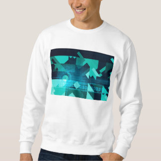 Online Marketing for Business Customer Online Sweatshirt
