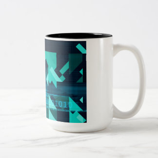 Online Marketing for Business Customer Online Two-Tone Coffee Mug