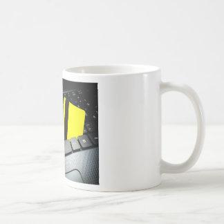 Online payment mug