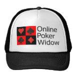 Online Poker Widow Trucker Hat