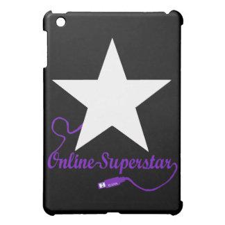 Online superstar iPad mini case