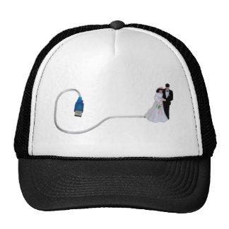 OnlineDating041809 Trucker Hat