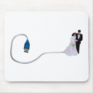 OnlineDating041809 Mouse Pad