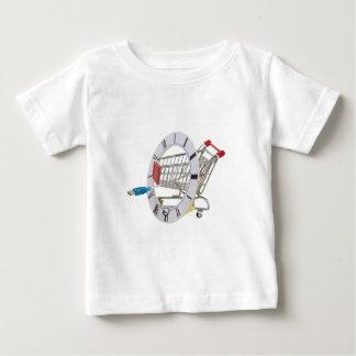 OnLineFastShopping070709 Baby T-Shirt