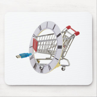OnLineFastShopping070709 Mouse Pad