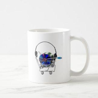 OnlineMusicShopping070709 Coffee Mug