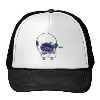 OnlineMusicShopping070709 Mesh Hat